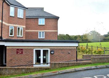 Thumbnail 2 bedroom flat to rent in Hawthorn Lodge, Hatherleigh Care Village, Hawthorn Park, Okehampton