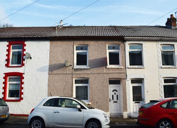 Thumbnail 2 bed terraced house for sale in Bailey Street, Porth, Mid Glamorgan