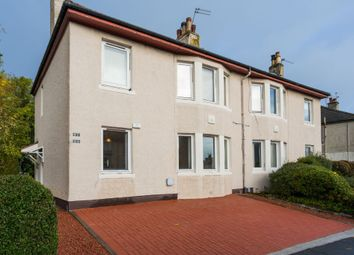 Thumbnail 1 bed flat for sale in 95 Crags Road, Paisley