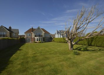 Thumbnail 5 bed detached house for sale in Whately Road, Milford On Sea, Lymington