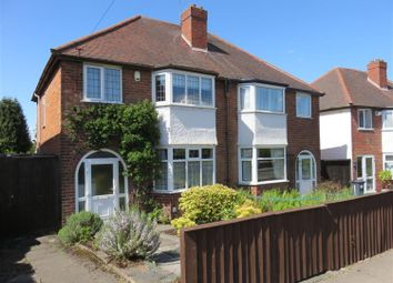 Thumbnail 3 bed semi-detached house for sale in Willow Avenue, Bearwood, Birmingham