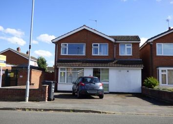 Thumbnail 5 bedroom detached house for sale in Parkstone Road, Syston, Leicester, Leicestershire