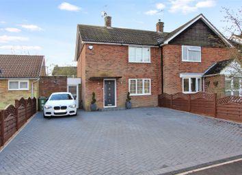Thumbnail 2 bed semi-detached house for sale in Bathurst Road, Hemel Hempstead, Hertfordshire