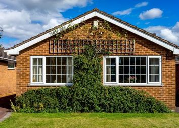Thumbnail 3 bed bungalow for sale in Sandycliffe Close, Forest Town, Mansfield, Nottinghamshire