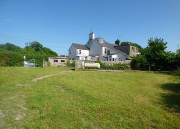 Thumbnail 6 bed end terrace house for sale in Glan Y Afon, Llangoed, Anglesey, North Wales