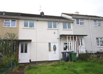 Thumbnail 3 bed terraced house for sale in Greenwood Avenue, Pontnewydd, Cwmbran