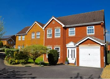 Thumbnail 4 bed detached house for sale in Somerset Avenue, Yate, Bristol