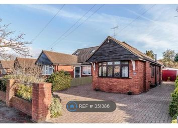 Thumbnail 3 bed bungalow to rent in St Mary's Avenue, Shenfield