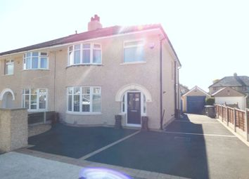 Thumbnail 2 bed semi-detached house for sale in Norwood Drive, Morecambe