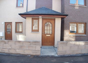 Thumbnail 2 bed flat for sale in Rattray, Blairgowrie
