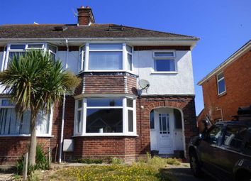 Thumbnail 3 bed semi-detached house for sale in East Wyld Road, Weymouth