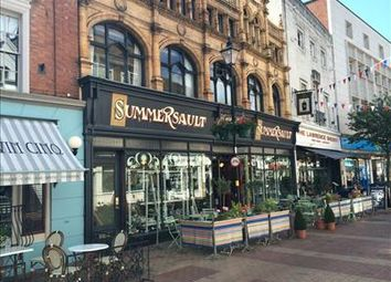 Thumbnail Restaurant/cafe for sale in Summersault, 27 High Street, Rugby, Warwickshire