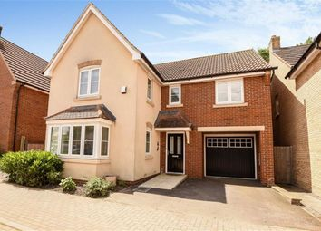Thumbnail 4 bedroom detached house for sale in Wainwright Mews, Wroughton, Swindon