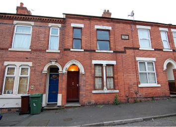 Thumbnail 2 bed terraced house for sale in Holborn Avenue, Sneinton