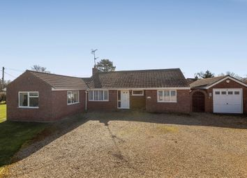 Thumbnail 3 bed detached bungalow for sale in Beach Road, Holme Next The Sea, Hunstanton
