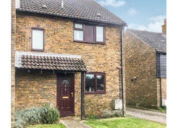 Thumbnail 3 bed semi-detached house for sale in Florence Close, Birdham, Chichester