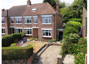 Thumbnail 3 bed semi-detached house for sale in Friars Way, Dover