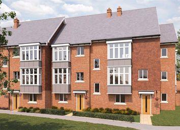 Thumbnail 4 bed terraced house for sale in Phase B, Ingles Gardens, Folkestone, Kent