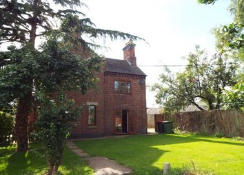Thumbnail 4 bed property to rent in Cliff Hall Lane, Cliff, Tamworth