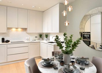 Thumbnail 2 bedroom flat for sale in Burlington Lane, Chiswick, London