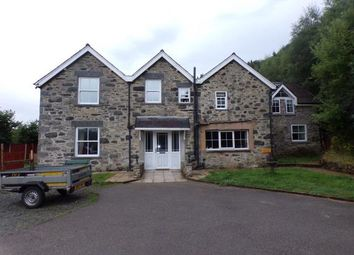 Thumbnail 5 bed detached house for sale in Conway Road, Dolgarrog, Conwy