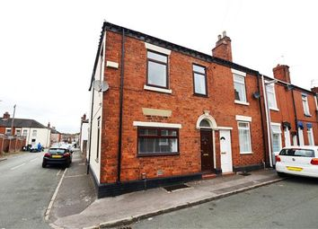 Thumbnail 3 bed end terrace house for sale in Lily Street, Wolstanton, Newcastle-Under-Lyme