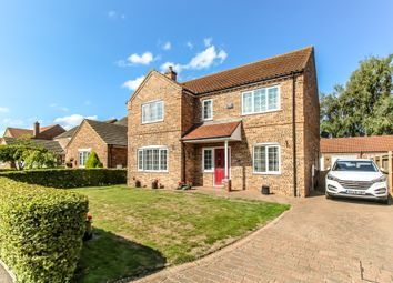 Thumbnail 4 bed detached house for sale in Carisbrooke Way, Weston Hills, Spalding