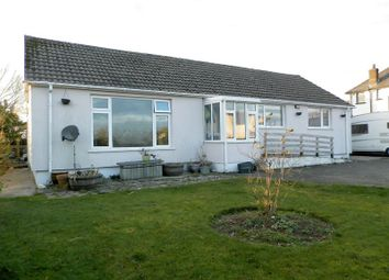 Thumbnail 3 bed detached bungalow for sale in Beulah, Newcastle Emlyn
