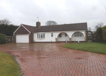 Thumbnail 3 bed bungalow for sale in Willow Lea, Mollington, Chester, Cheshire