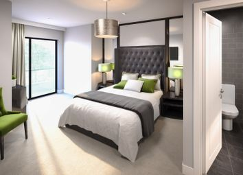 Thumbnail 4 bed town house for sale in Gated Development, Manchester