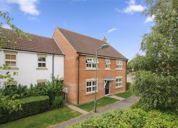 Thumbnail 4 bed detached house for sale in Kendall Place, Medbourne, Milton Keynes, Bucks