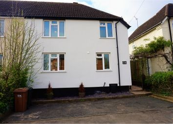 Thumbnail 2 bed semi-detached house for sale in Lower Chase Road, Malvern