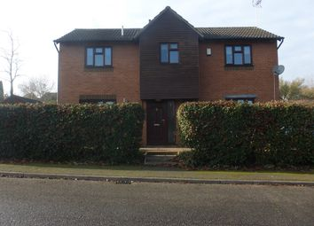 Thumbnail 4 bedroom detached house for sale in Hampton, Great Holm, Milton Keynes