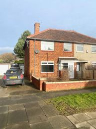Thumbnail 3 bed semi-detached house to rent in Fulwood Avenue, Middlesbrough