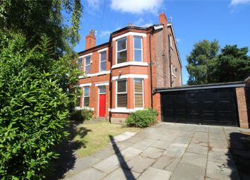 Thumbnail 6 bed semi-detached house for sale in Church Road, Roby, Liverpool, Merseyside