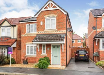 Thumbnail 4 bed detached house for sale in Hesley Road, Doncaster
