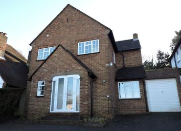 Thumbnail 3 bed detached house to rent in High View Road, Onslow Village, Guildford