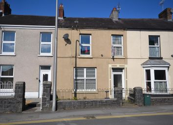 Thumbnail 2 bed terraced house for sale in Francis Terrace, Carmarthen
