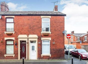 Thumbnail 2 bed end terrace house for sale in Nuttall Street, Blackburn, Lancashire, .
