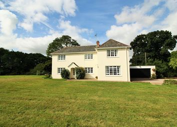Thumbnail 3 bed detached house for sale in Woodbury Salterton, Exeter