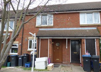 Thumbnail 2 bed terraced house to rent in Tickenhall Drive, Church Langley, Harlow, Essex