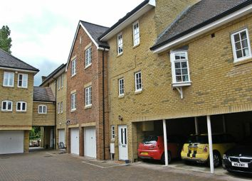 Thumbnail 2 bedroom town house to rent in Chandlers Wharf, St Neots