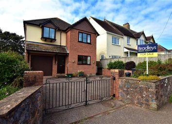 Thumbnail 4 bed detached house for sale in Littleham Road, Exmouth, Devon