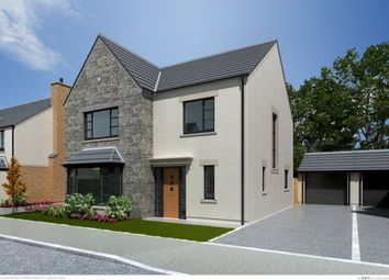 Thumbnail 4 bed detached house for sale in Chantry Gardens, Station Road, Greenisland