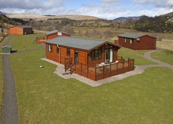 Thumbnail 3 bedroom detached house for sale in Glenisla, Blairgowrie