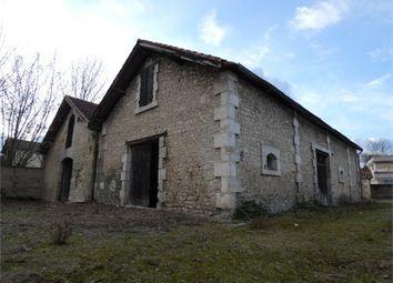 Thumbnail Barn conversion for sale in Poitou-Charentes, Charente, Chalais