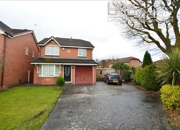 Thumbnail 4 bed detached house to rent in Westfield Close, Darnhall, Winsford
