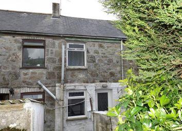 Thumbnail 1 bed terraced house for sale in Nanpean, St.Austell
