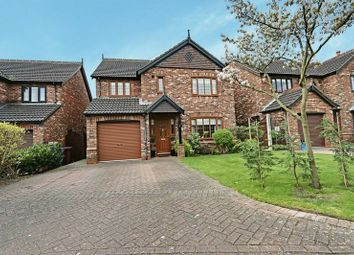 Thumbnail 4 bed detached house for sale in Hedgerow Close, Barrow-Upon-Humber
