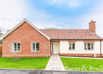 Thumbnail 3 bed detached bungalow to rent in St. Johns Way, Hoveton, Norwich